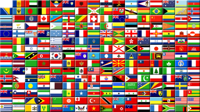 country flags for forum users